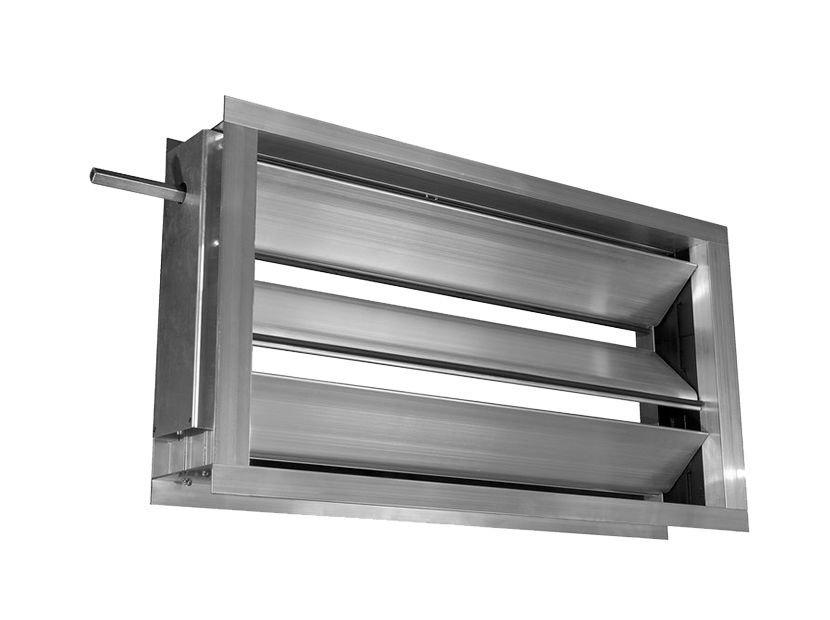 Клапан DRr 600x350 Shuft   ВентКомфорт. Системы вентиляции и кондиционирования